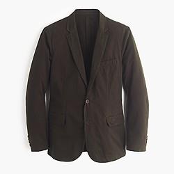 Ludlow blazer in Italian garment-dyed cotton