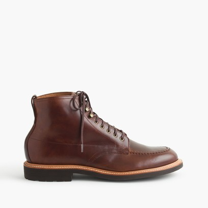 J.Crew Kenton Leather Pacer Mens Boots