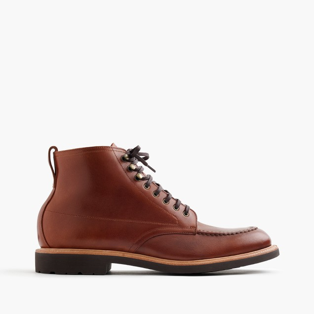 Kenton leather pacer boots