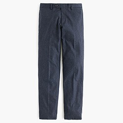 Wallace & Barnes suit pant in Italian wool