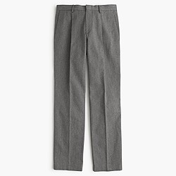 Wallace & Barnes suit pant in Japanese covert cotton twill