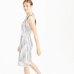 Italian tweed sheath dress
