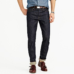 770 raw selvedge jean