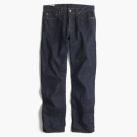 1040 selvedge jean in Fairfax wash