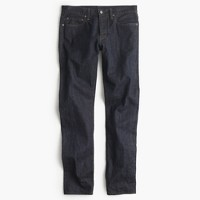 484 slim selvedge jean in Fairfax wash
