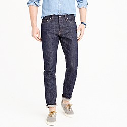 484 selvedge jean in Fairfax wash