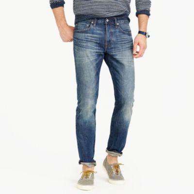 J.Crew Mens 484 Jeans (Leroy Wash)
