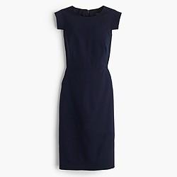 Petite résumé dress
