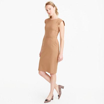 Tall résumé dress