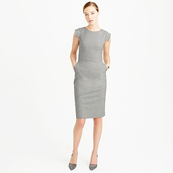 Tall résumé dress