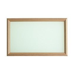 Applicata™ Tracy tray in mint