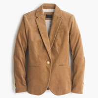 Tall Campbell blazer in corduroy
