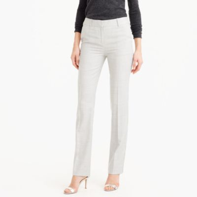 Tall Campbell trouser in Super 120s wool