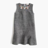 Girls' necklace dress