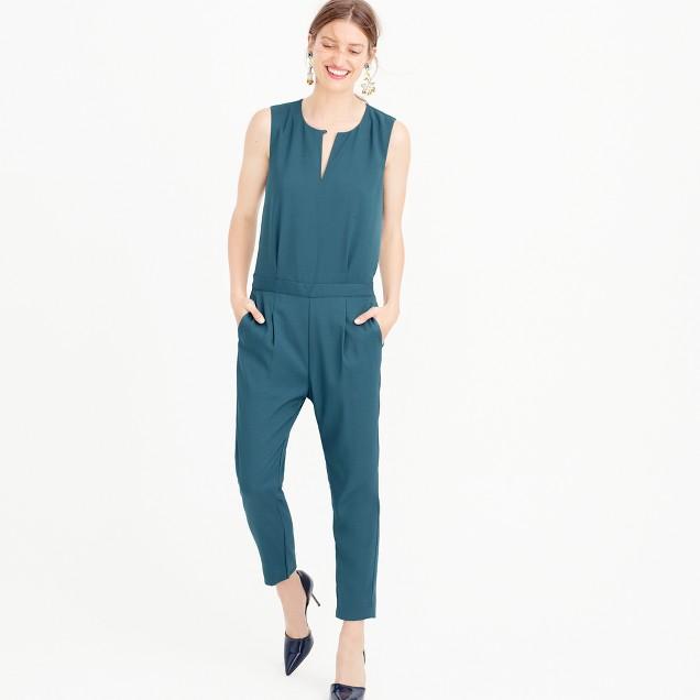 Keyhole jumpsuit