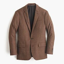 Crosby blazer in herringbone Italian wool