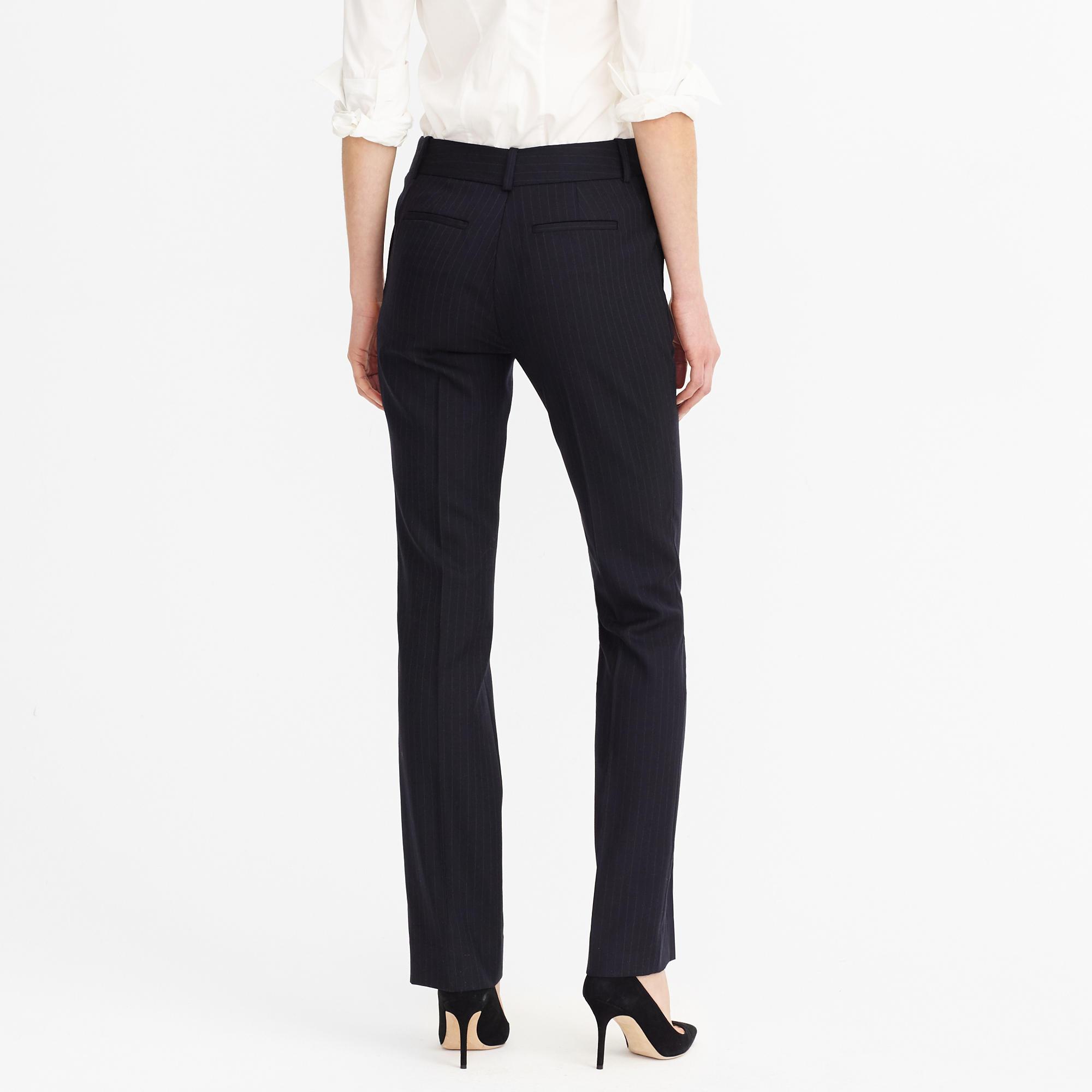 Skinny Leg Dress Pants Women