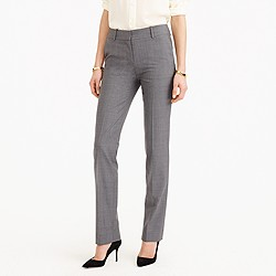 Campbell trouser in Italian stretch wool