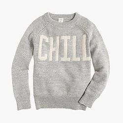 Boys' chill sweater