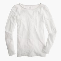 Long-sleeve painter T-shirt