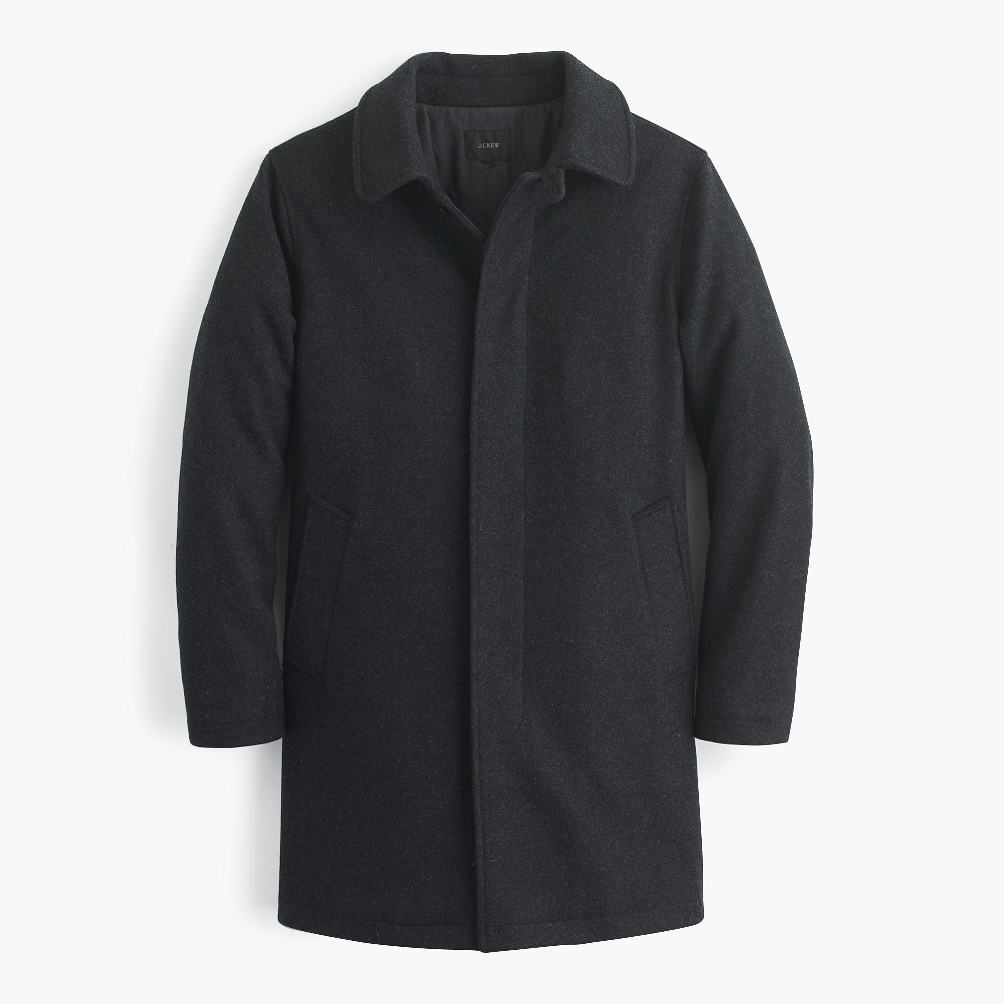Wool car coat with Thinsulate® :   J.Crew