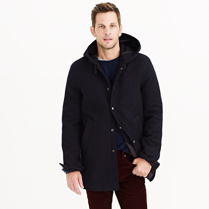 Find great deals on eBay for hooded trench coat mens wool. Shop with confidence.