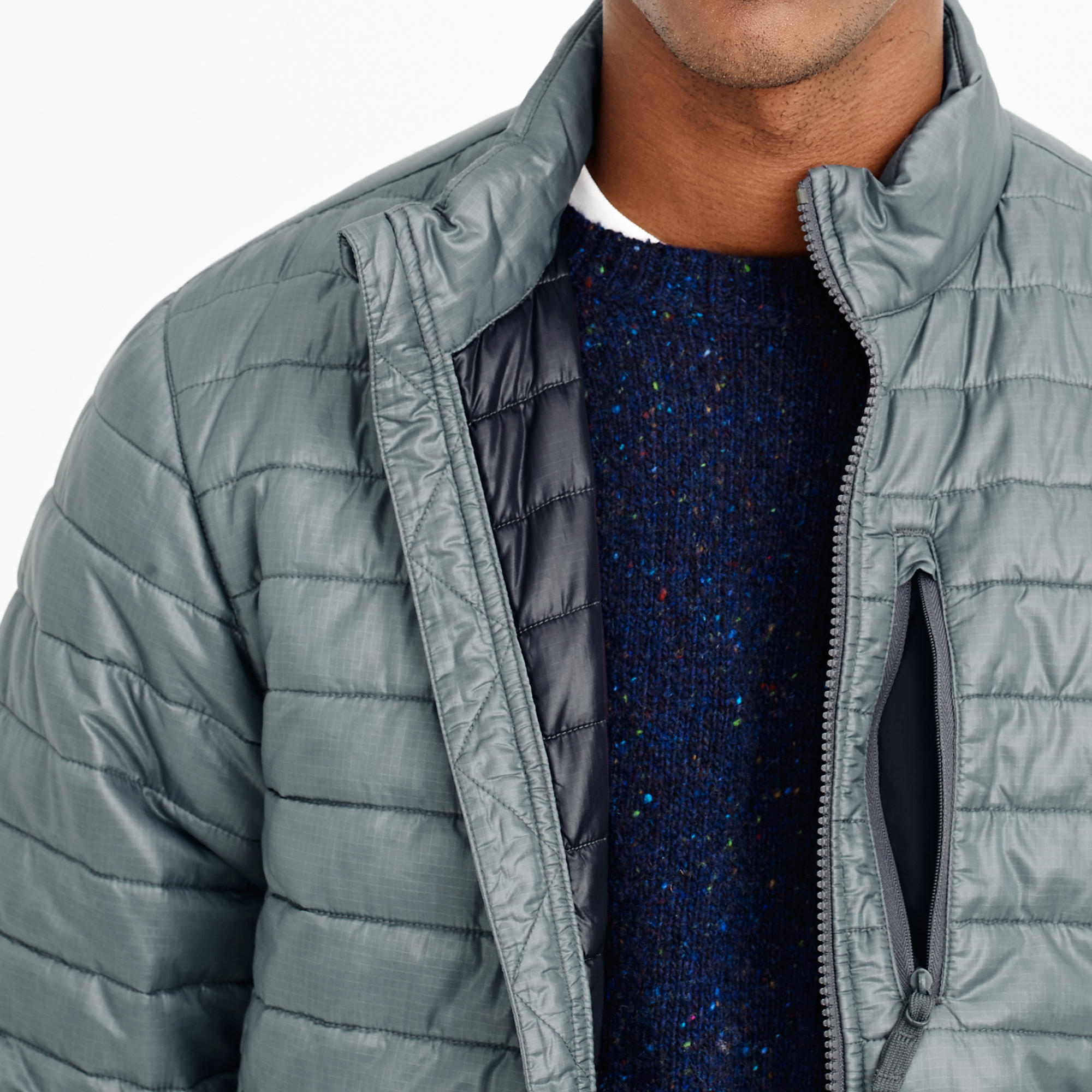 Super cozy Primaloft jacket