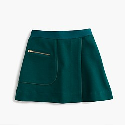 Girls' classic skirt