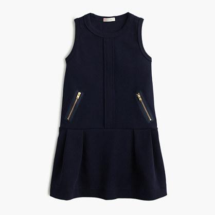 Girls' classic jumper