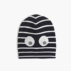 Kids' Max the Monster striped beanie