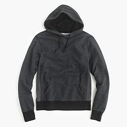 Tall colorblock hoodie