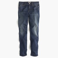 Lookout high-rise jean in Travers wash