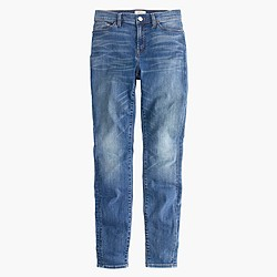 Lookout high-rise jean in Wallace wash