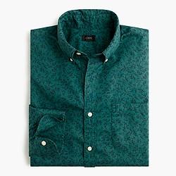 Secret Wash shirt in vineyard print