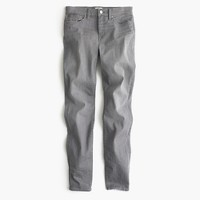 "9"" lookout high-rise jean in grey"