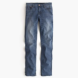 Tall matchstick jean in Preston wash