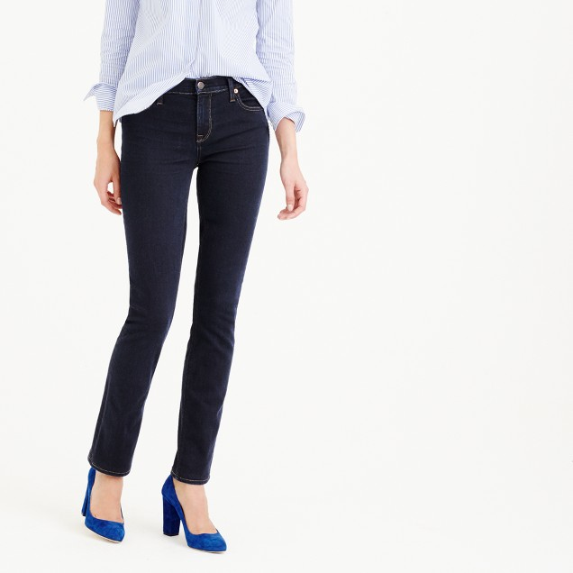 Matchstick jean in classic rinse