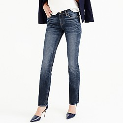 Matchstick jean in Lombard wash