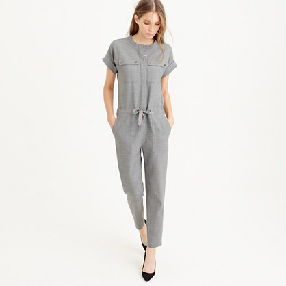 Collection cargo jumpsuit