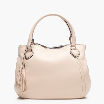 Large Peyton bag in light blush