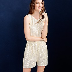 Collection sequin romper