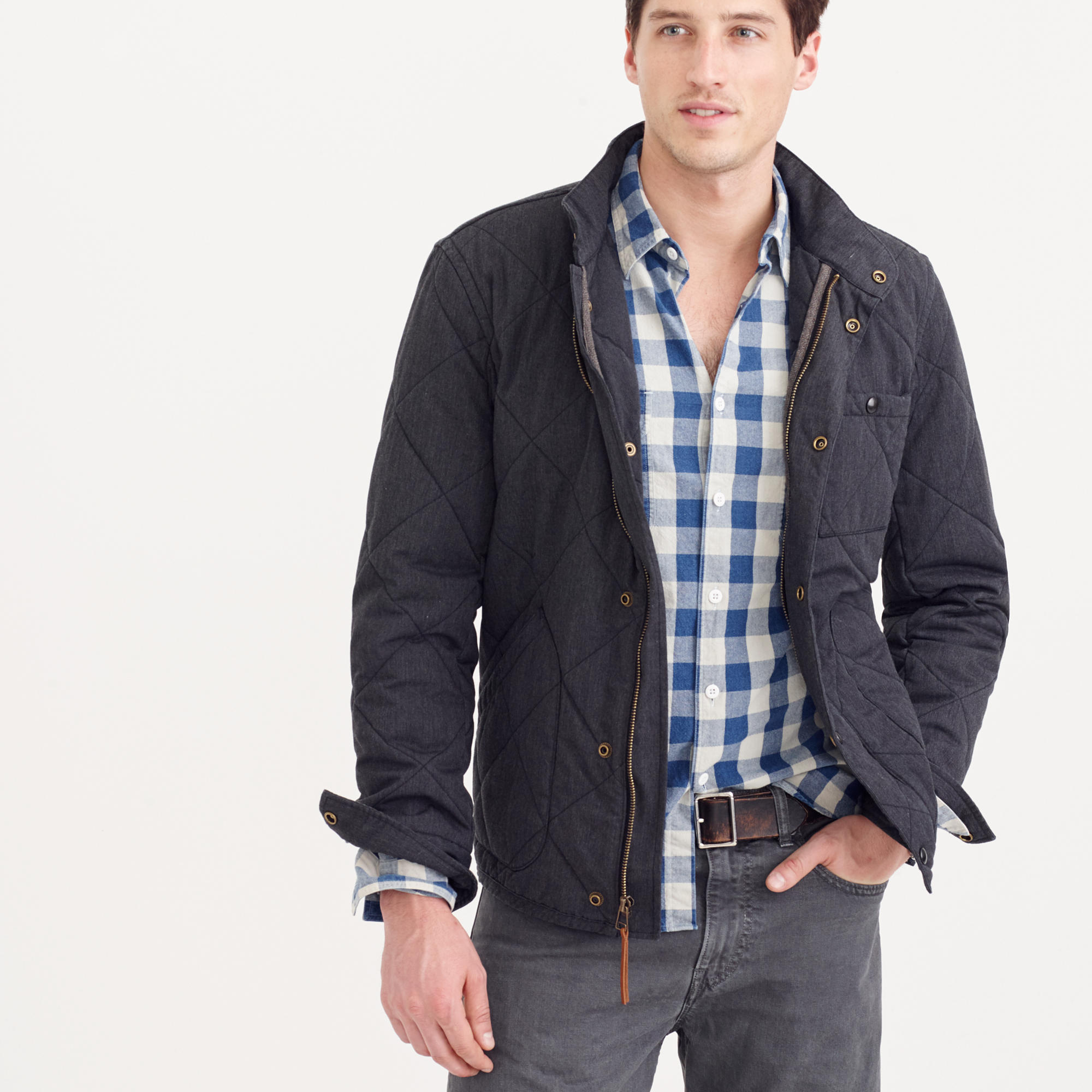Sussex Quilted Jacket : Men's Coats & Jackets | J.Crew
