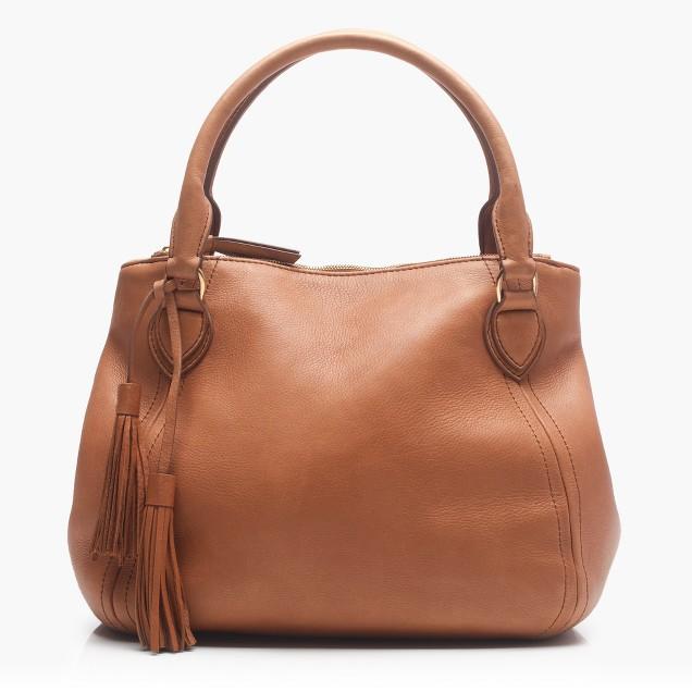 Large Peyton satchel