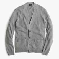 Slim softspun cardigan sweater
