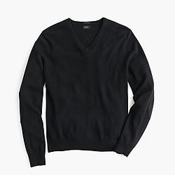 Slim softspun V-neck sweater