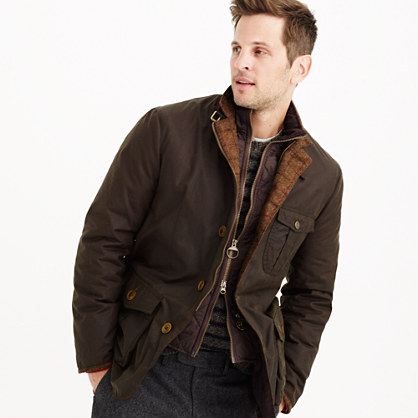 Barbour® Kempt jacket