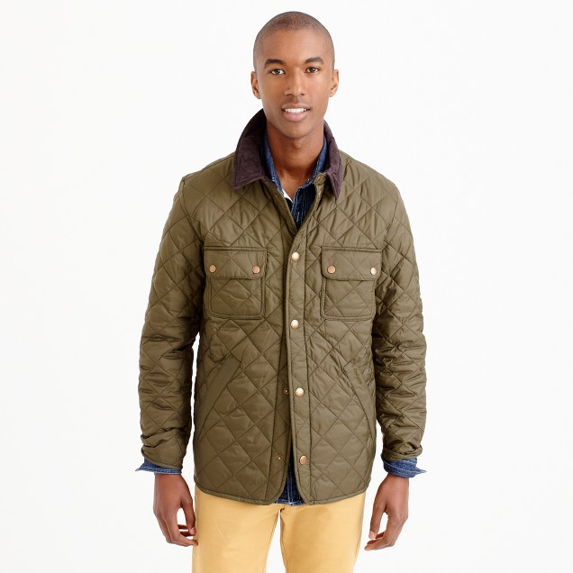 Barbour® tinford jacket
