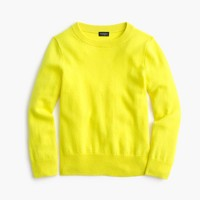 Kids' Italian cashmere sweater