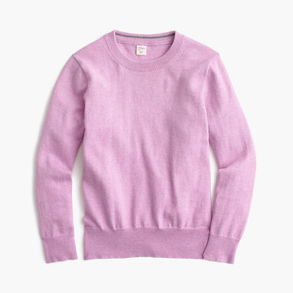 Boys' cotton-cashmere crewneck sweater