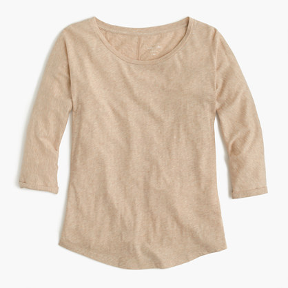 Vintage cotton dolman T-shirt